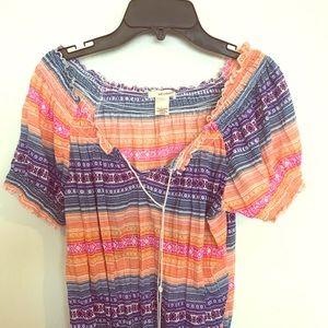 Cute summer blouse